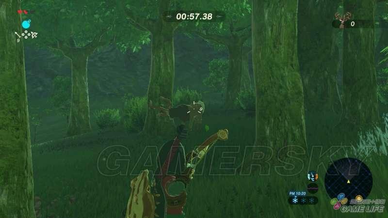 薩爾達傳說荒野之息 支線解謎及武器道具等新手入門教學