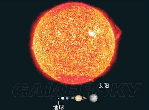 No Man's Sky 宇宙與真實宇宙圖文對比詳解 星球對比分析