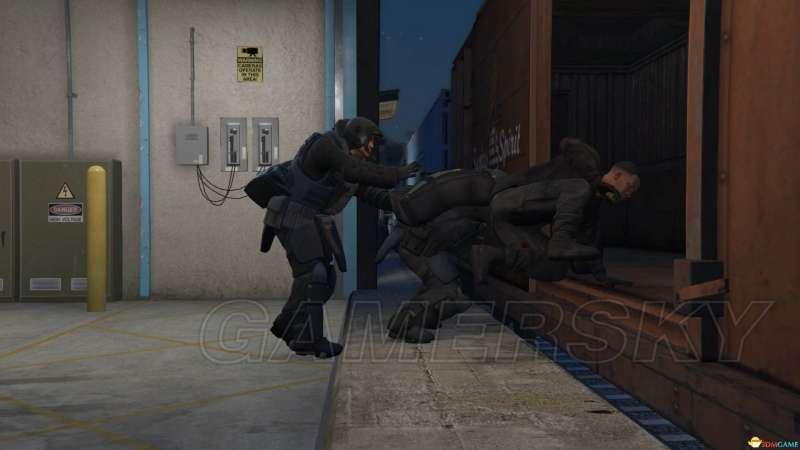 GTA5 搶劫佩立托銀行流程圖文攻略