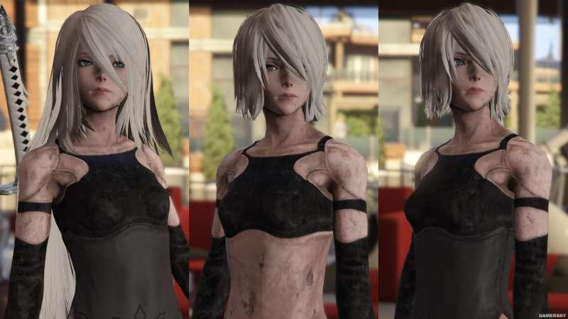 GTA5 尼爾人物模型Mod下載及安裝方法