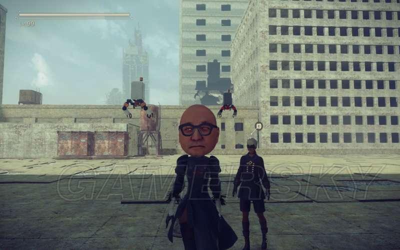 尼爾 自動人形 全角色服裝、面具及發色圖鑑