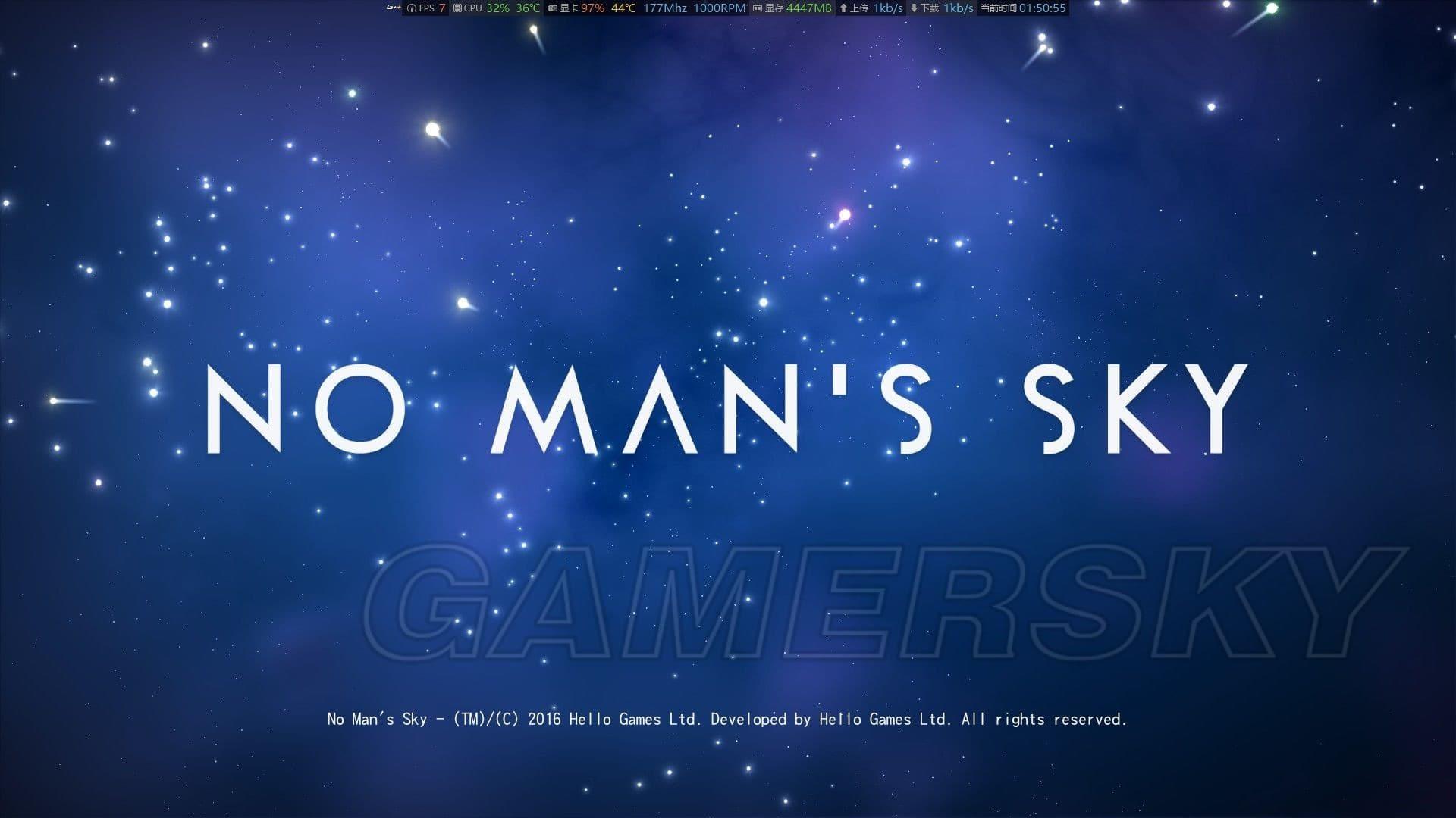 No Man's Sky 畫面遊戲性及系統試玩圖文心得