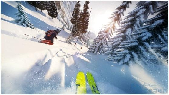 Ubisoft發表全新開放世界極限運動遊戲《極限巔峰》