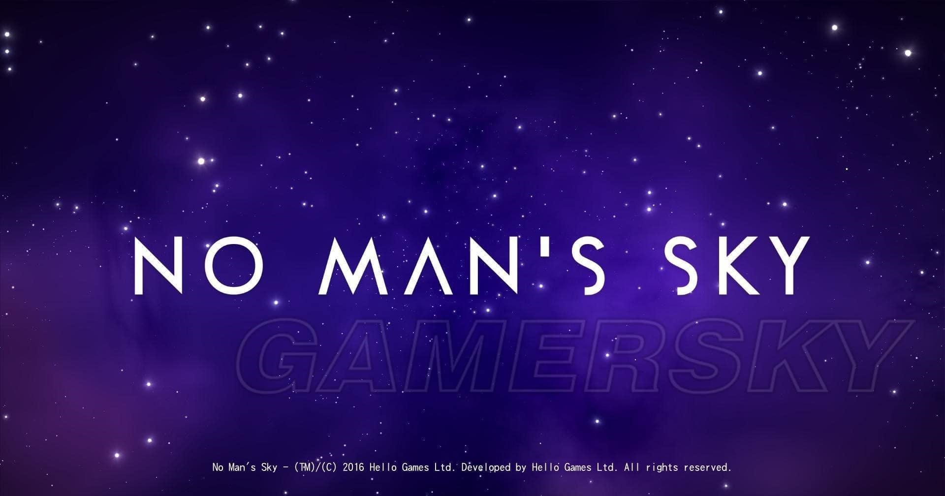 No Man's Sky 畫面物種探索及遊戲性試玩心得 No Man's Sky好玩嗎
