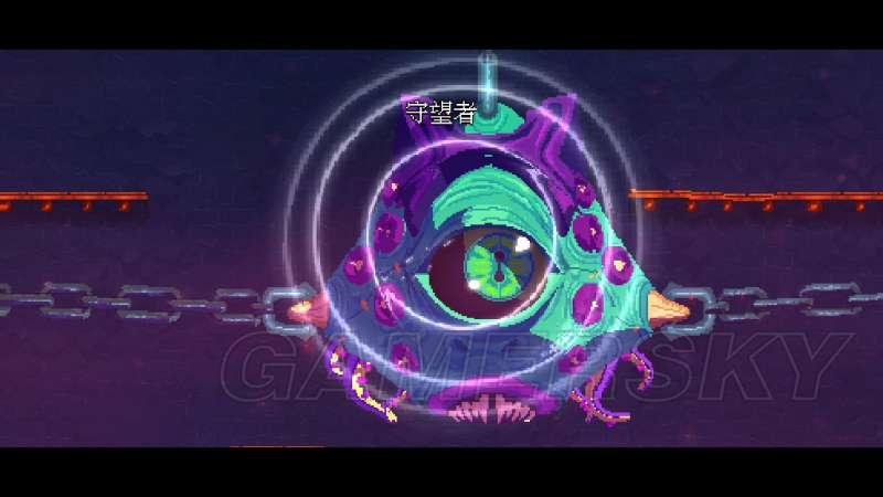 死亡細胞 守護者章魚打法及技能流各圖打法攻略