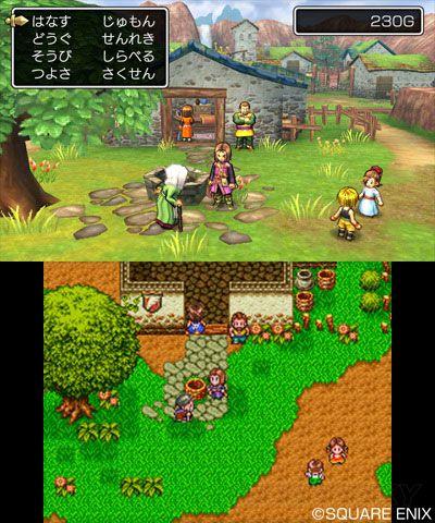 勇者鬥惡龍11 3DS版按鍵操作教學及指令詳解 3DS版怎麼操作