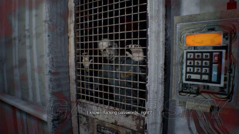 惡靈古堡7 盧卡斯密碼門打開方法 盧卡斯密碼門怎麼開