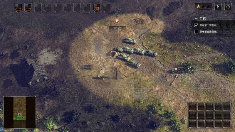 裝甲騎兵4 戰役刷三星方法介紹 突襲4怎麼刷三星