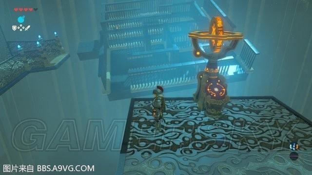 薩爾達傳說荒野之息 MyahmAgana迷宮打法技巧