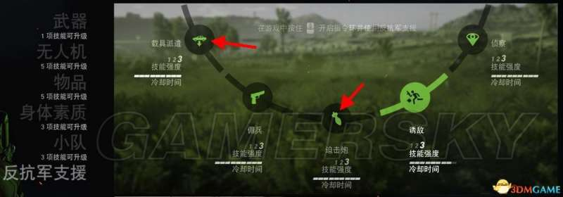 火線獵殺:野境 強力武器與實用技能推薦 技能配點分享