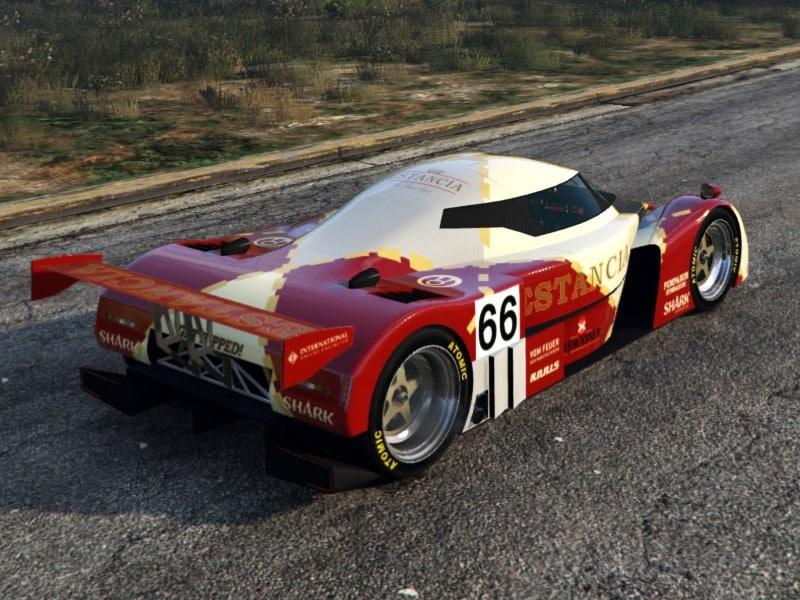GTA5 超級跑車圖鑑及原型大全