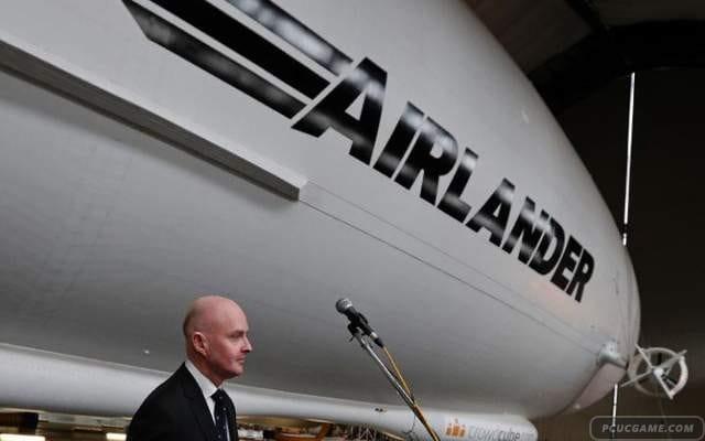 《全球最大飛空艇》網路上爆紅的「Airlander 10」其實有個髒髒的原因