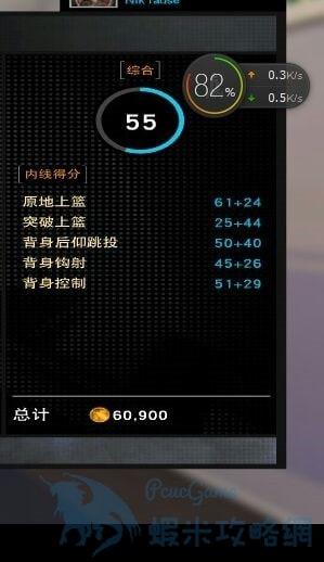 NBA2K16 MC模式大前鋒類型及屬性詳解