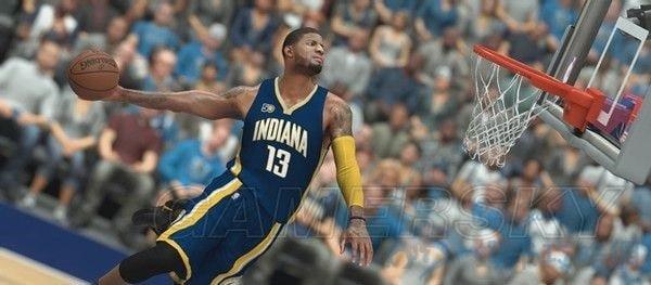 NBA2K17 後衛投籃得分技巧 怎麼投籃准