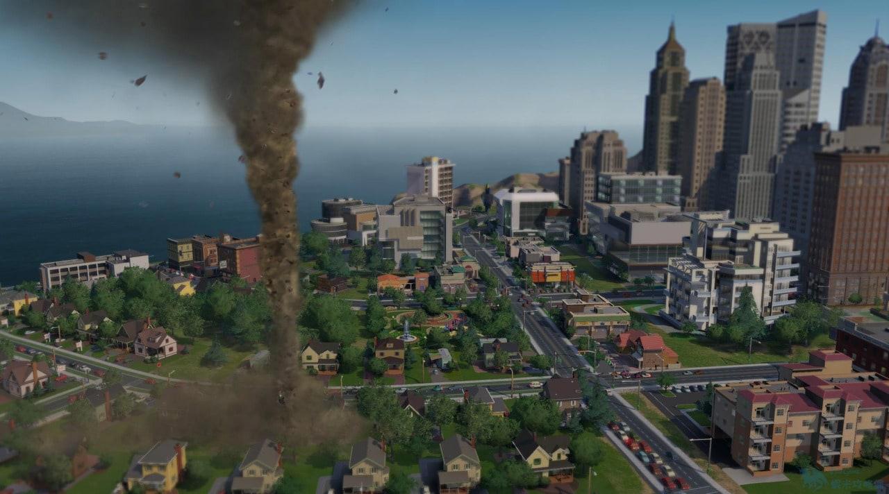 模擬城市5:明日之城 免安裝中文綠色版[豪華版+所有DLC ] 下載