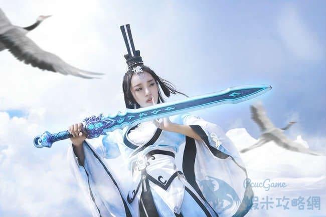 劍網3純陽御姐Cosplay圖集欣賞