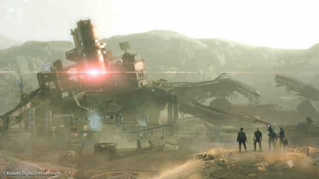 【GC 16】KONAMI 發表《潛龍諜影》新作《求生戰》 漂流異界面對結晶喪屍威脅《Metal Gear Survive》