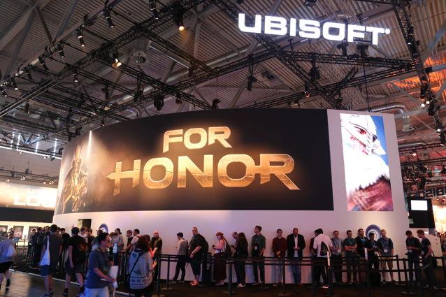 【GC 16】揭露《榮耀戰魂》完整英雄陣容 封閉 Alpha 測試今年秋季各平台登場《For Honor》
