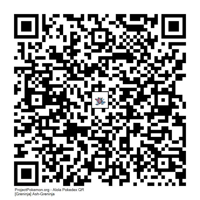 精靈寶可夢太陽月亮全型態寶可夢QR code(641-784) | 蝦米攻略網