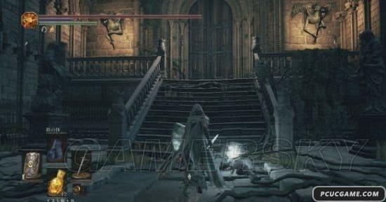 黑暗靈魂3 大書庫鑰匙獲得及進入方法 大書庫怎麼進