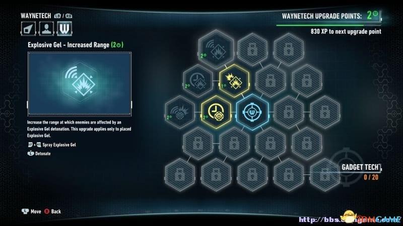 蝙蝠俠:阿卡漢騎士 圖文全攻略 全教程任務流程攻略