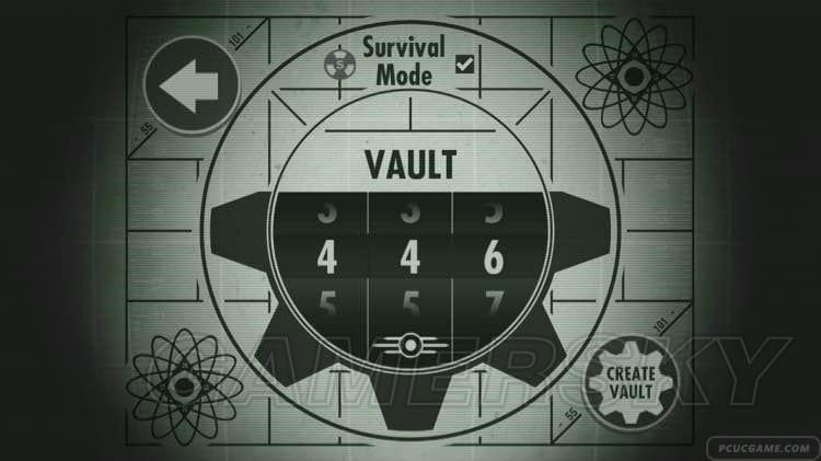 異塵餘生:庇護所 生存模式玩法圖文分析 生存模式怎麼玩