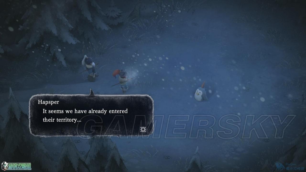 祭物與雪中的剎那 圖文攻略 全收集圖文流程攻略