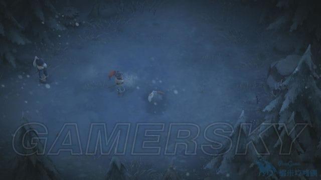 祭物與雪中的剎那 圖文攻略 全劇情流程圖文攻略