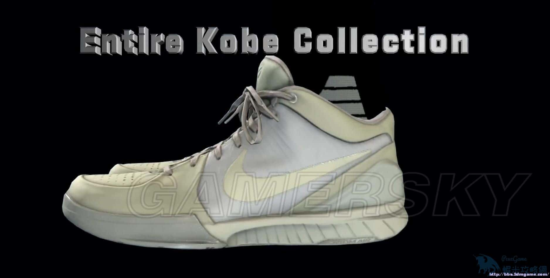 NBA2K17 球鞋 NBA2K17有哪些球鞋