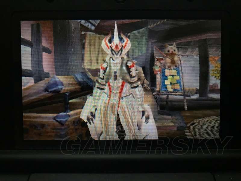 魔物獵人XX 女射手R10套裝外觀及屬性