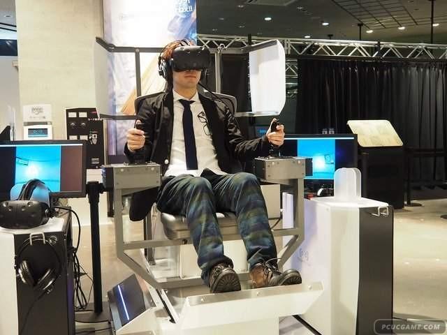 握好你的搖桿《菱格轉移》與美少女一起駕駛機器人的VR遊戲