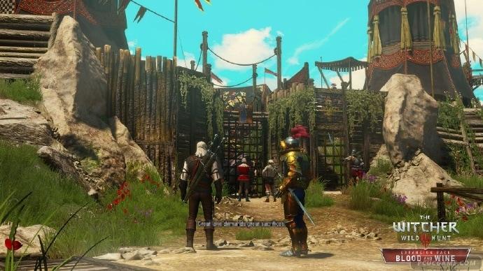 真後宮開啟?《巫師3》DLC擁有私家莊園可自行建設