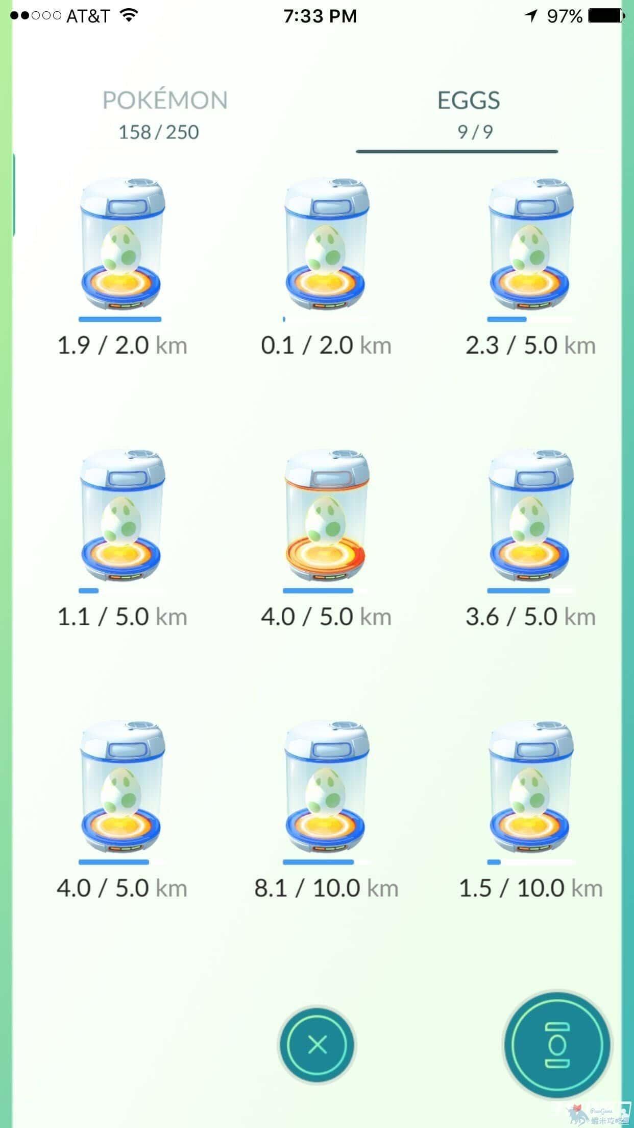 Pokemon GO 最高CP精靈獲得技巧