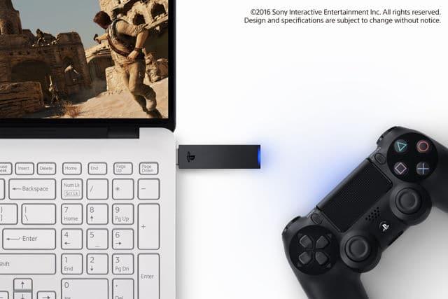 PlayStation 雲端遊戲服務「PS Now」登上 PC 平台 將推出 PC 用 DS4 無線轉接器
