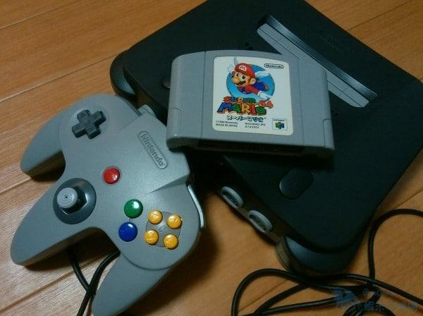 任天堂N64主機發賣20周年 曾掀起搖桿革命