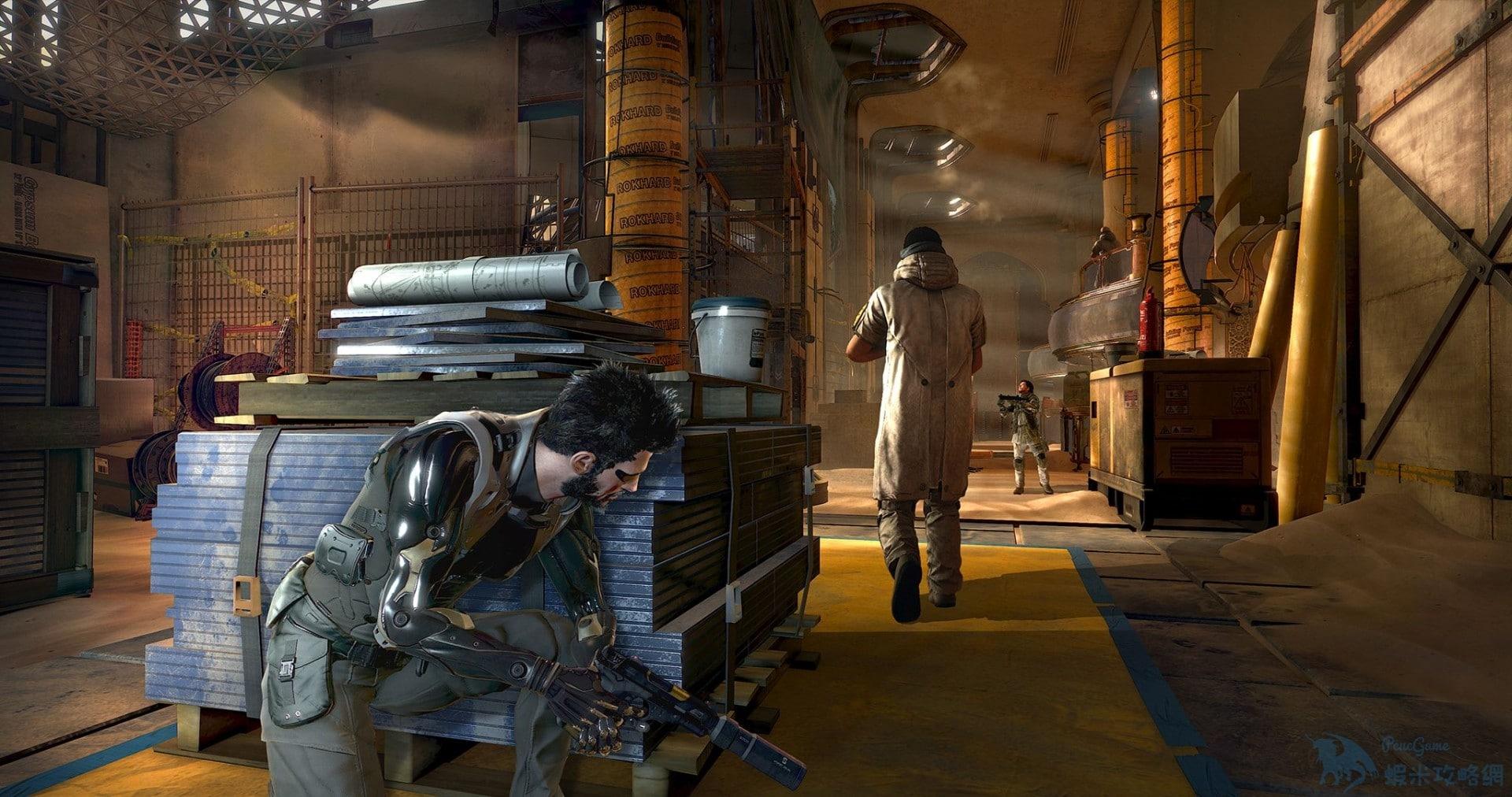 駭客入侵人類分裂 最低配備要求 什麼配備能玩 Deus Ex: Mankind Divided