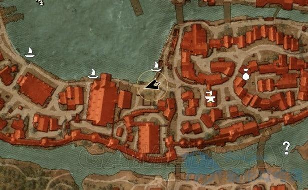 巫師3 迪科斯徹位置介紹 迪科斯徹在哪