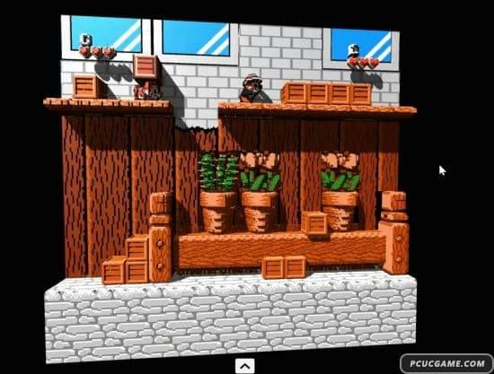 國外神人製作3D NES模擬器 《松鼠大戰》還能這樣玩