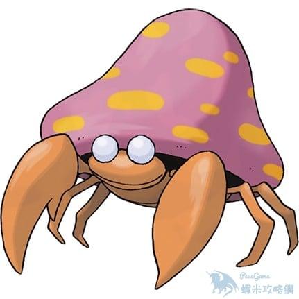【攻略】Pokemon GO 派拉斯屬性圖鑑 派拉斯進化后什麼樣