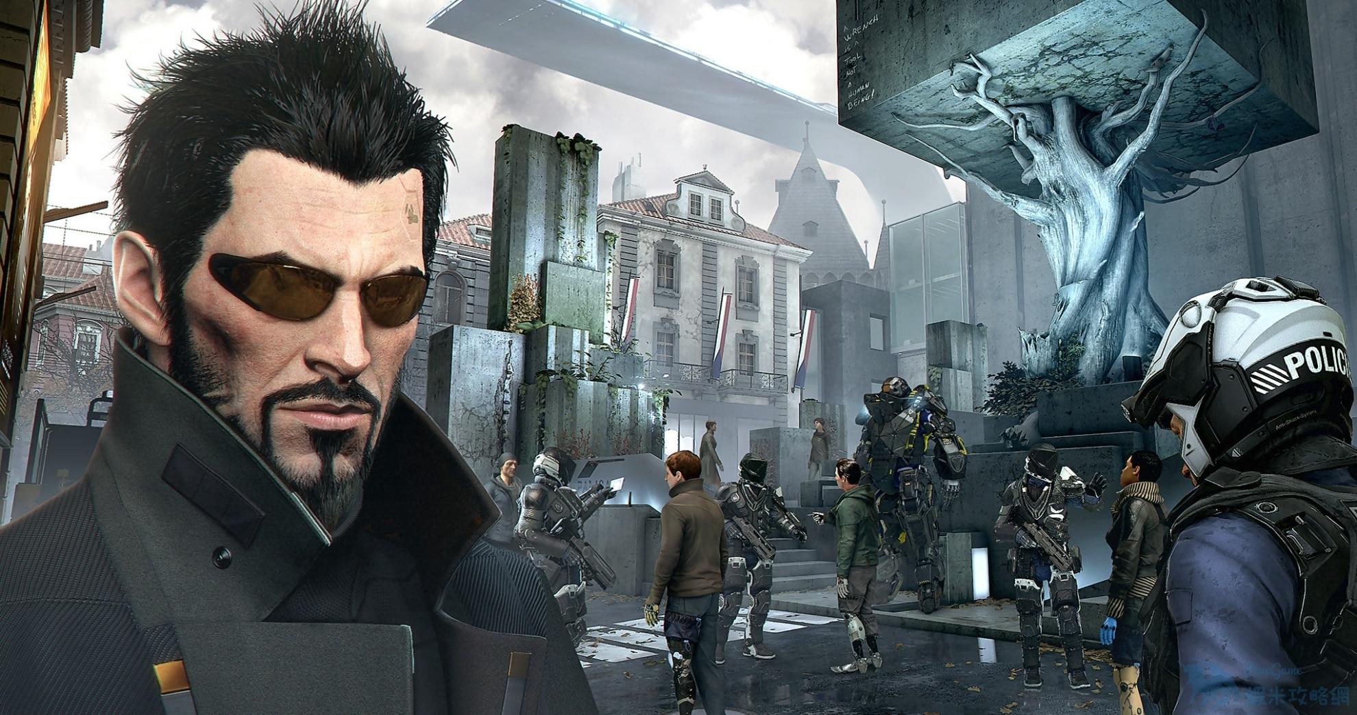 駭客入侵人類分裂 前傳小說BlackLight劇情介紹 Deus Ex: Mankind Divided
