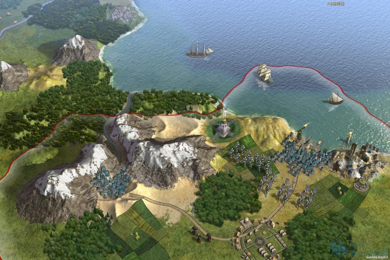 文明帝國 6 與文明5 畫面場景對比圖解 文明帝國 6畫面怎麼樣