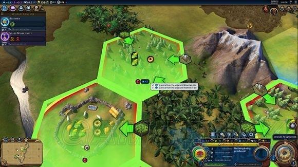文明帝國 6 有哪些新變化 文明帝國 6變化及改動分析