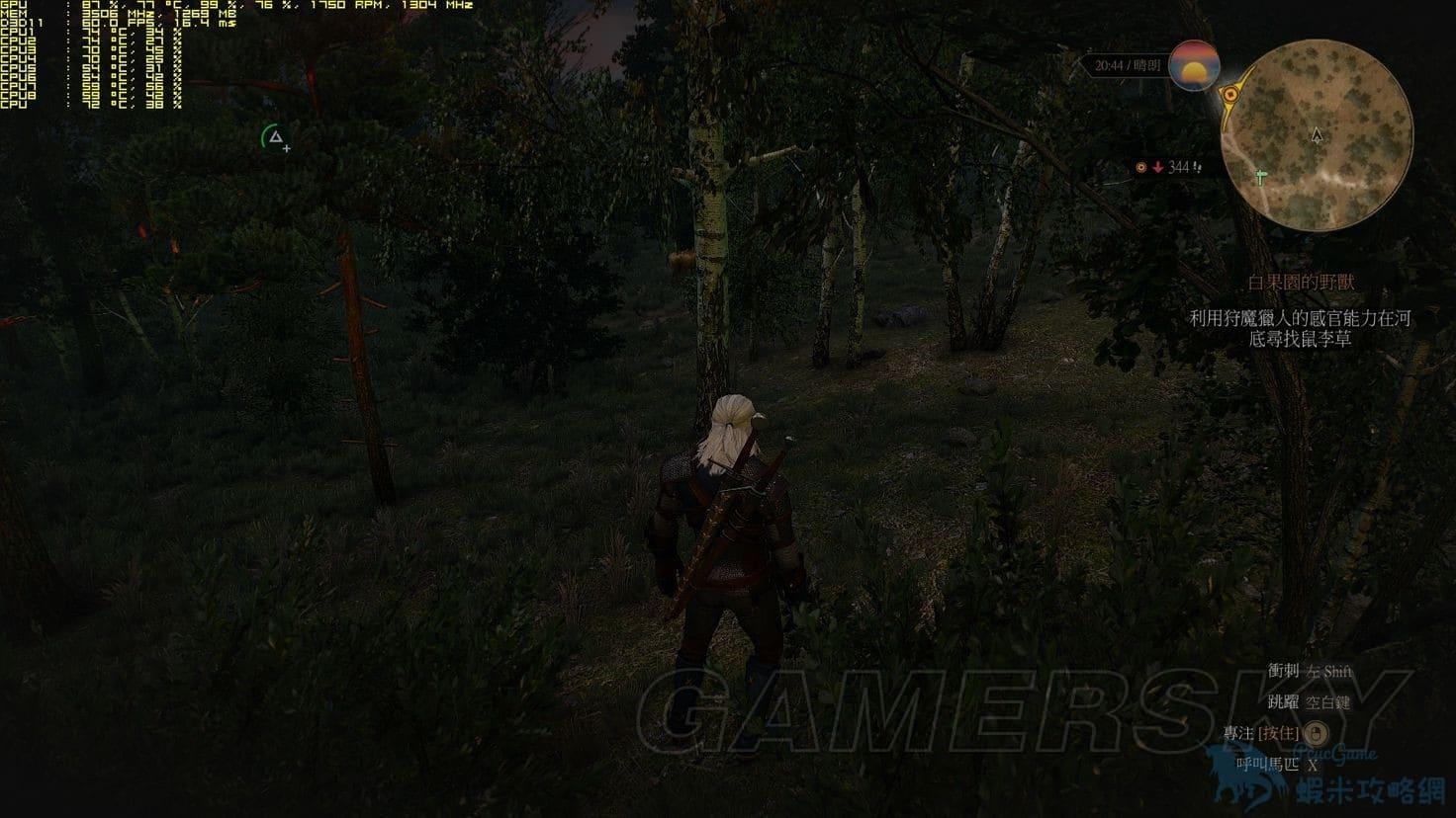 巫師3 畫面效果最佳設定推薦 畫面怎麼設定