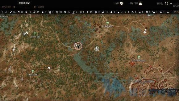 巫師3 高等劍油圖紙位置及收集方法