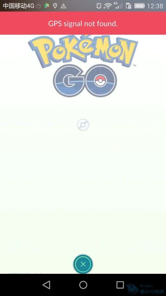 【攻略】GPS signal not found Pokemon GO 無法定位解決辦法