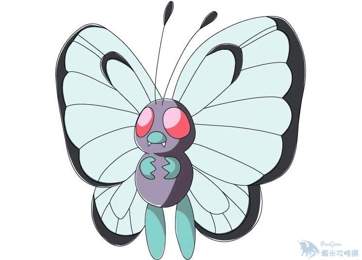 【攻略】Pokemon GO 綠毛蟲屬性圖鑑 神奇寶貝go綠毛蟲克制關係
