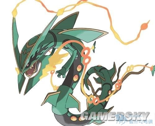 【攻略】Pokemon GO 裂空座在哪抓 裂空座抓取方法及屬性