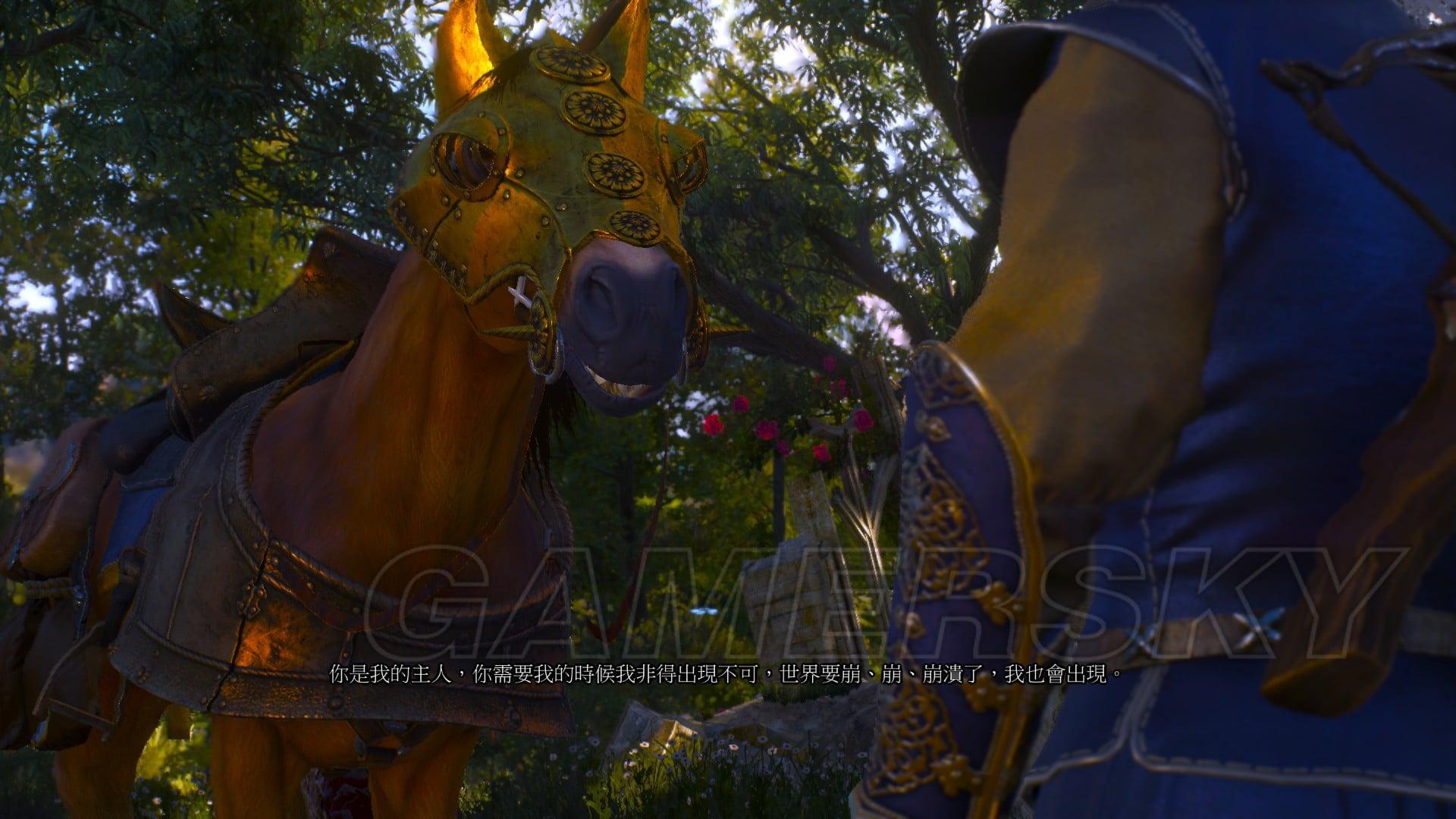巫師3 血與酒馬之靈任務介紹及觸發地點 馬之靈任務在哪觸發