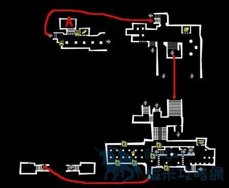 女神異聞錄5 圖文攻略 全迷宮地圖流程圖文攻略