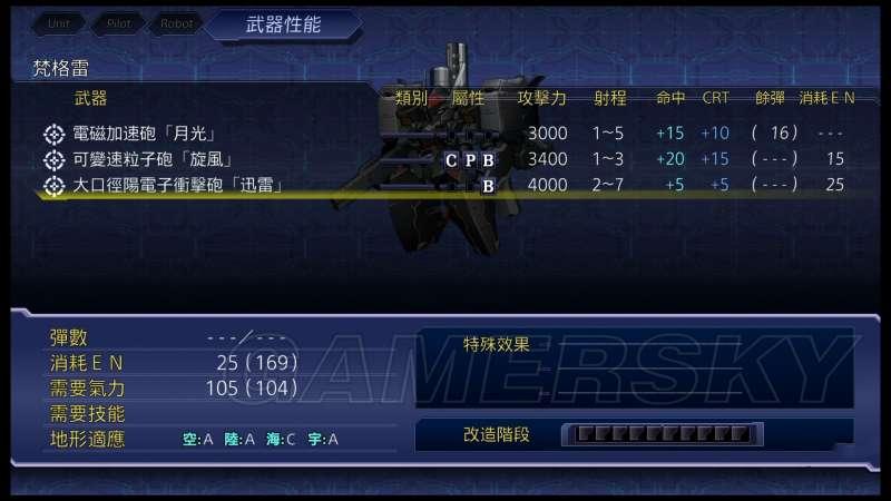 超級機器人大戰V 圖文攻略 全SR獲得圖文流程攻略